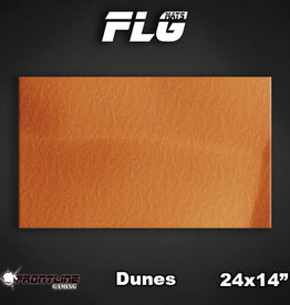"Frontline Gaming FLG Mats: Dunes 24"" x 14"""