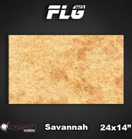"""Frontline Gaming FLG Mats: Savannah 24"""" x 14"""""""