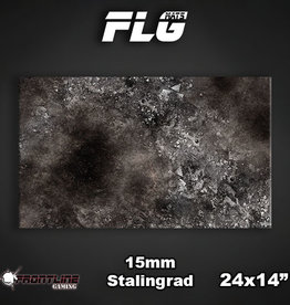 "Frontline-Gaming FLG Mats: 15mm Stalingrad 24"" x 14"""
