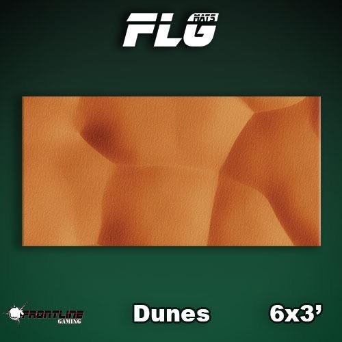 Frontline Gaming FLG Mats: Dunes 6x3'