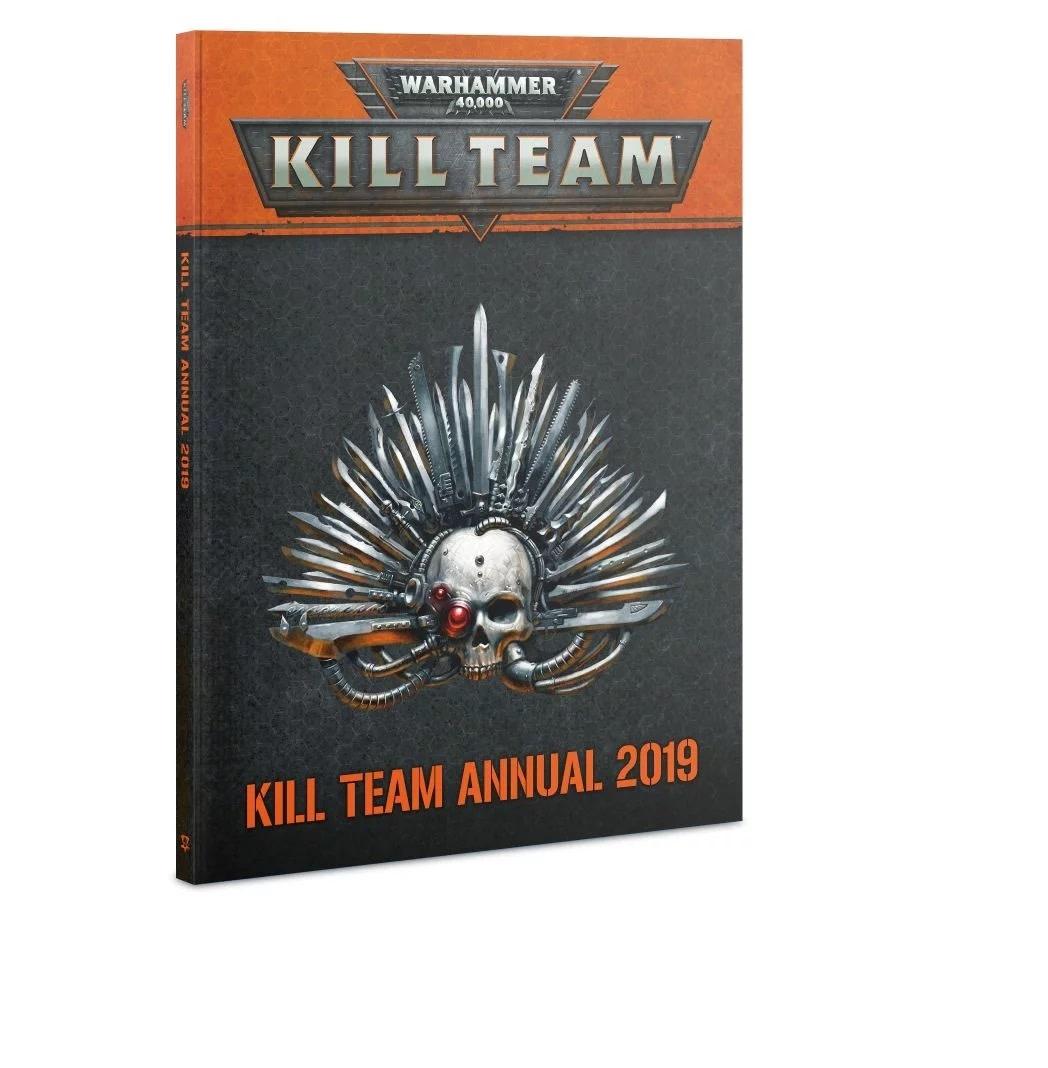 Games Workshop Kill Team Annual 2019