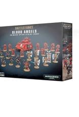 Games Workshop Blood Angels Crimson Spear Strike Force