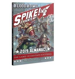 Games Workshop The 2019 Blood Bowl Almanac