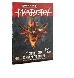 Games Workshop Warcry: Tome of Champions
