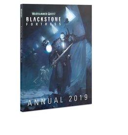 Games Workshop Warhammer Quest: Blackstone Fortress Annual 2019