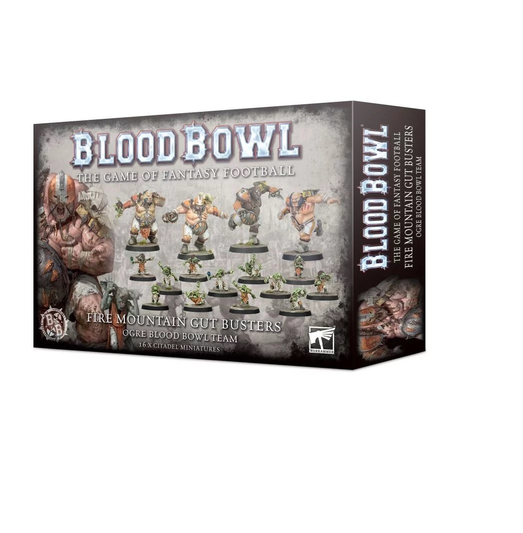 Games Workshop The Fire Mountain Gut Busters