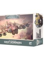 Games Workshop Aeronautica Imperialis Grot Bommers