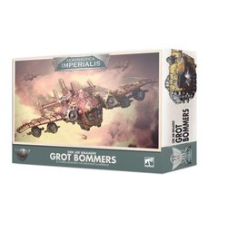 Games Workshop Aeronautica Imperialis Grot Bommers