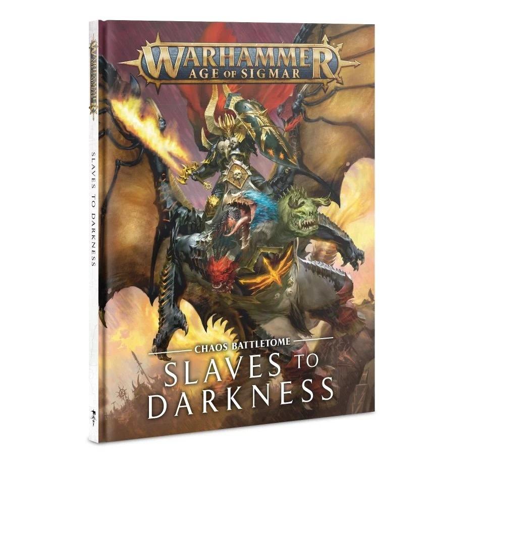 Games Workshop Battletome: Slaves to Darkness
