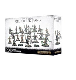 Games Workshop Slaves to Darkness The Splintered Fang