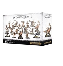Games Workshop Slaves to Darkness Untamed Beasts