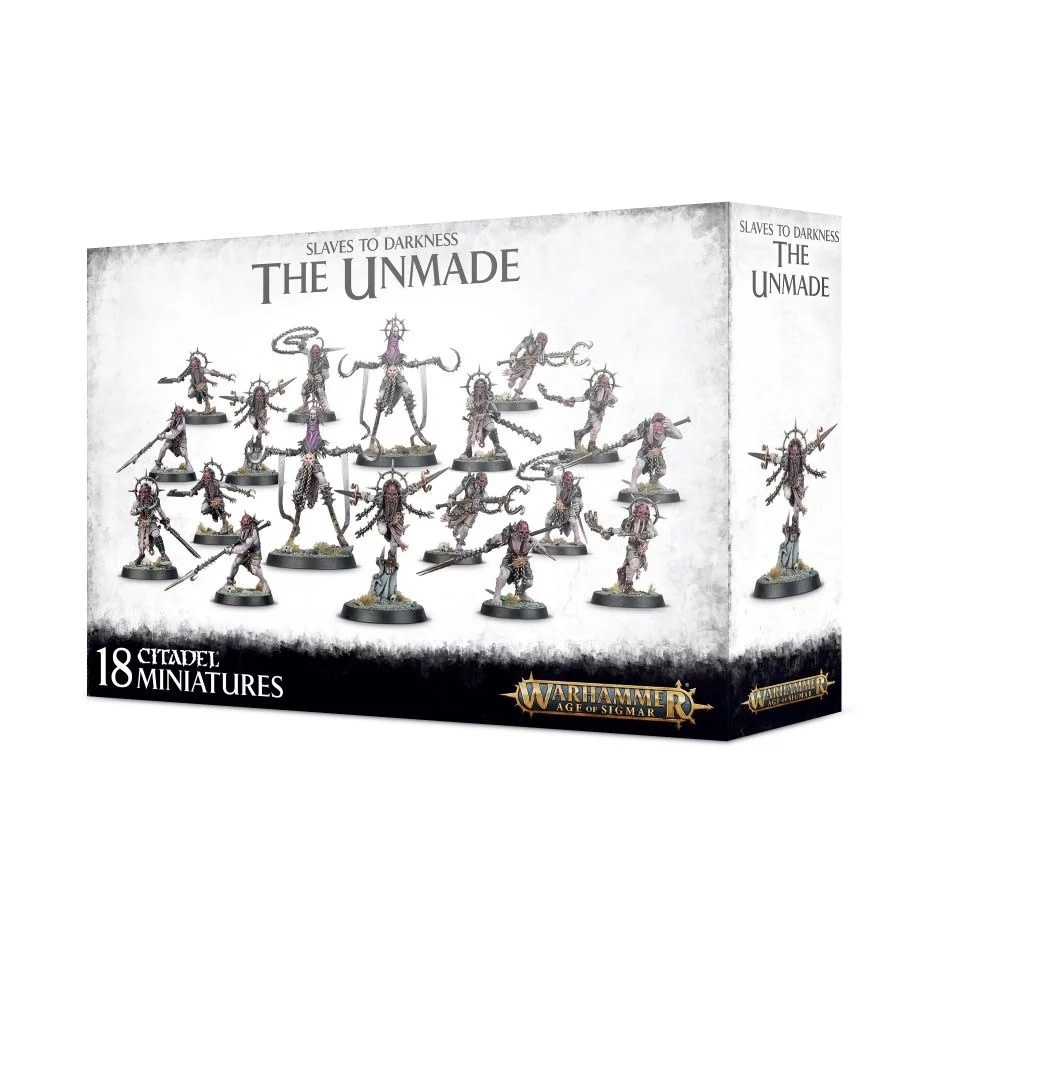 Games Workshop Slaves to Darkness The Unmade