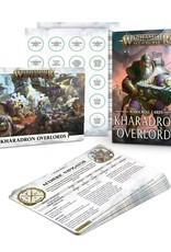 Games Workshop Karadron Overlords Warscroll Cards
