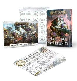 Games Workshop Karadron Overlords Warscroll Cards