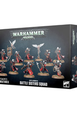 Games Workshop Adepta Sororitas Battle Sisters Squad