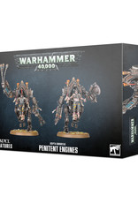 Games Workshop Adepta Sororitas Penitent Engines