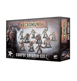Games Workshop Corpse Grinder Cult Gang