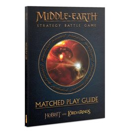 Games Workshop Middle-earth™ Strategy Battle Game Matched Play Guide