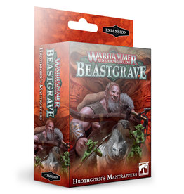 Games Workshop Warhammer Underworlds: Beastgrave – Hrothgorn's Mantrappers