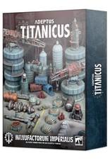Games Workshop Adeptus Titanicus Manufactorum Imperialis