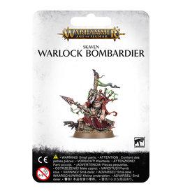 Games Workshop Skaven, Warlock Bombardier