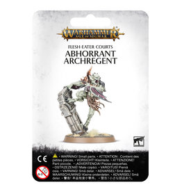 Games Workshop Flesh-eater Courts, Abhorrant Archregent