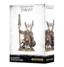 Games Workshop Ogor Mawtribes, Tyrant