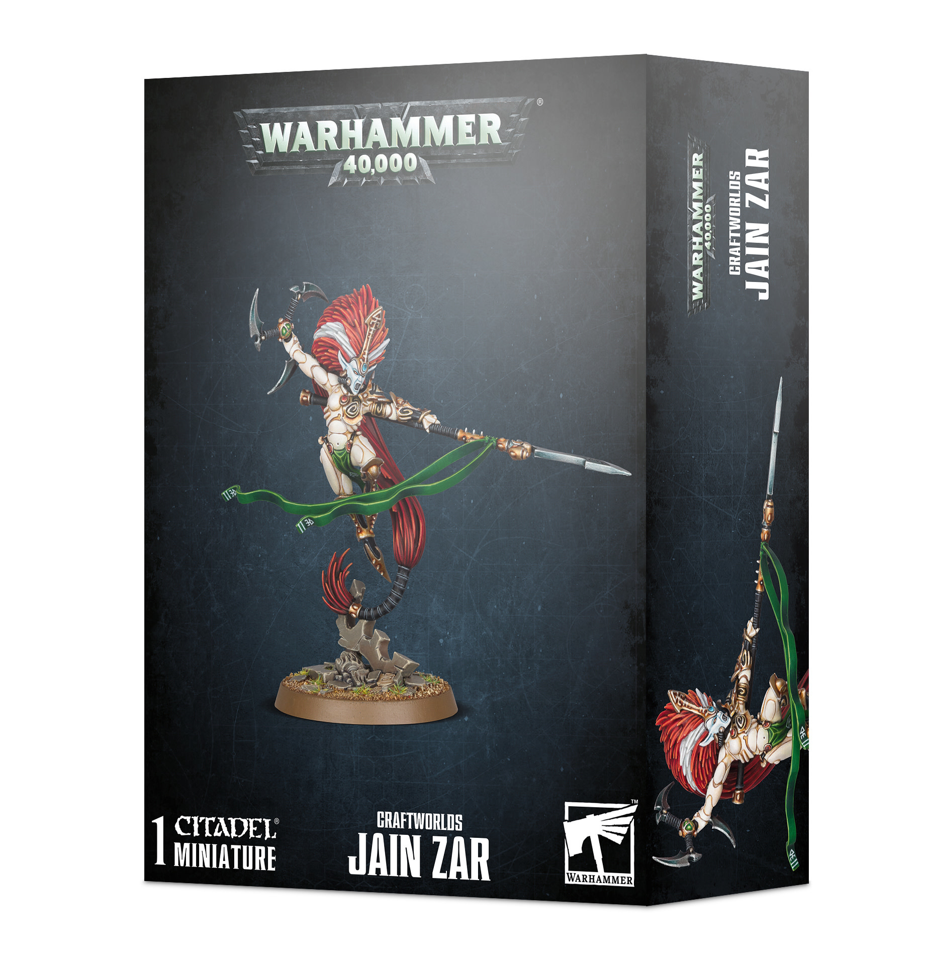 Games Workshop Jain Zar, the Storm of Silence