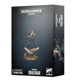 Games Workshop Drazhar, Master of Blades