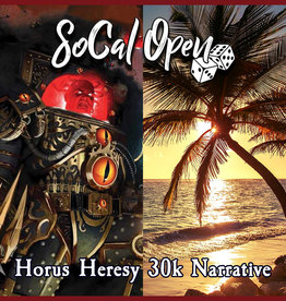 Frontline Gaming SoCal Open 2020 Horus Heresy 30k Narrative Tournament