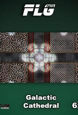 Frontline-Gaming FLG Mats: Galactic Cathedral 6x3'