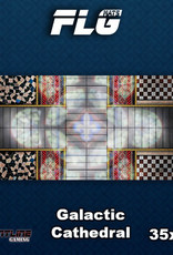 Frontline-Gaming FLG Mats: Galactic Cathedral Desk Mat