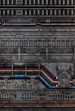Frontline-Gaming FLG Mats: Industrial 2 4x4'