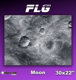 "Frontline-Gaming FLG Mats: Moon 30"" x 22"""