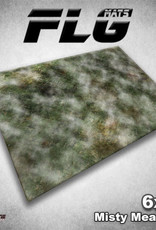 Frontline-Gaming FLG Mats: Misty Meadow 6x4'