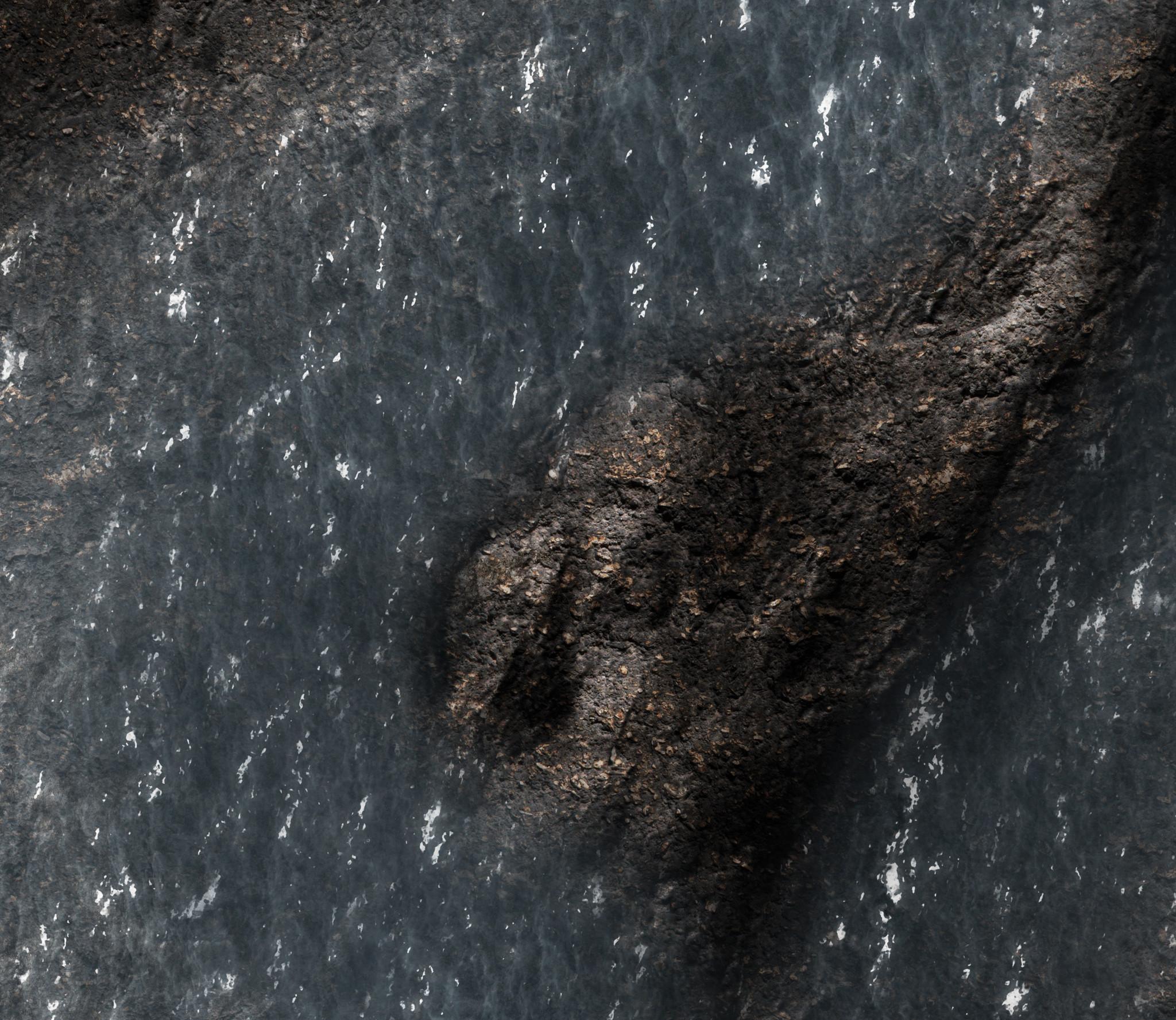 Frontline-Gaming FLG Mats: Cavern 6x4'