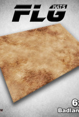 Frontline Gaming FLG Mats: Badlands 2 6x4'
