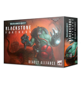 Games Workshop Warhammer Quest: Blackstone Fortress: Deadly Alliance