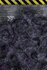 "Frontline-Gaming FLG Mats: Infested Spaceship 1 44"" x 60"""