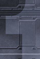"Frontline-Gaming FLG Mats: Spaceship 1 44"" x 60"""