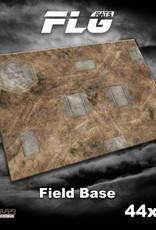 "Frontline-Gaming FLG Mats: Field Base 44"" x 60"""