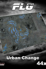 "Frontline-Gaming FLG Mats: Urban Change 44"" x 60"""