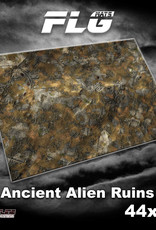 "Frontline-Gaming FLG Mats: Ancient Alien Ruins 44"" x 60"""
