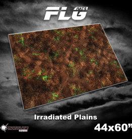 "Frontline-Gaming FLG Mats: Irradiated Plains 44"" x 60"""