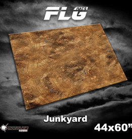 "Frontline-Gaming FLG Mats: Junkyard 44"" x 60"""