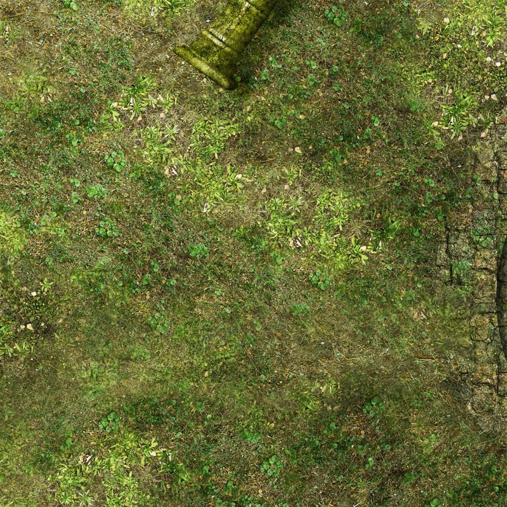 "Frontline-Gaming FLG Mats: Jungle 44"" x 60"""