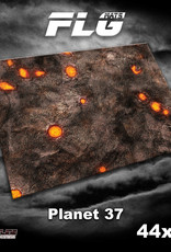 "Frontline-Gaming FLG Mats: Planet 37 44"" x 60"""