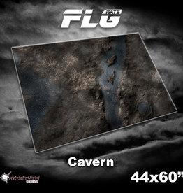 "Frontline-Gaming FLG Mats: Cavern 44"" x 60"""