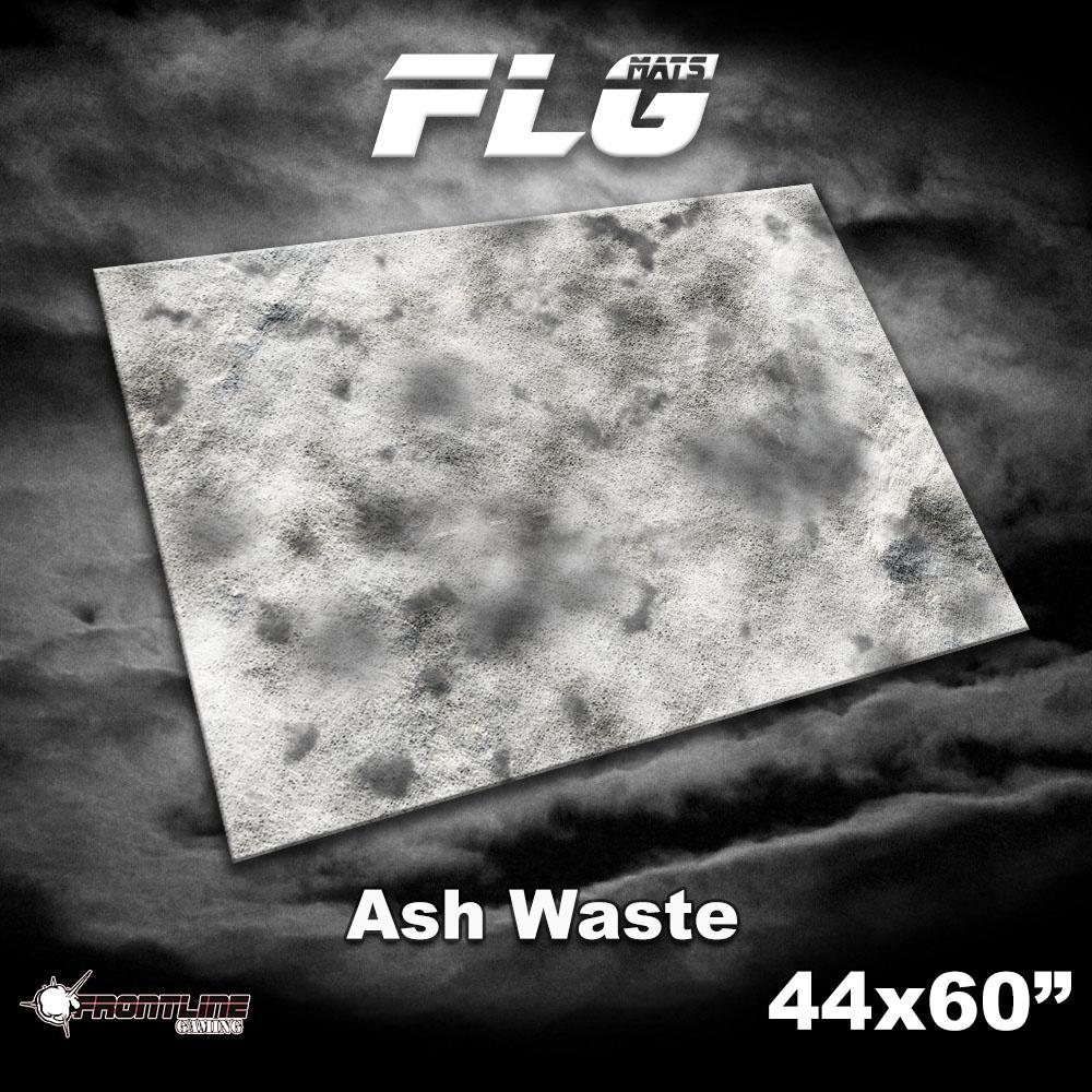 "Frontline-Gaming FLG Mats: Ash Waste 44"" x 60"""