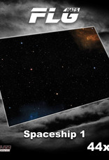 "Frontline-Gaming FLG Mats: Space 44"" x 60"""